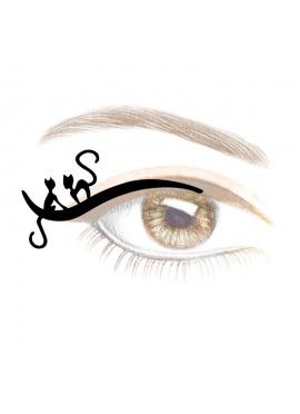 Eyeliner Cat Eyes